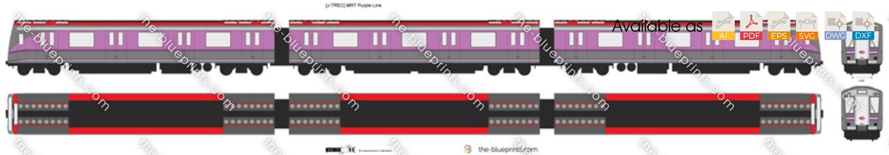 [J-TREC] MRT Purple Line