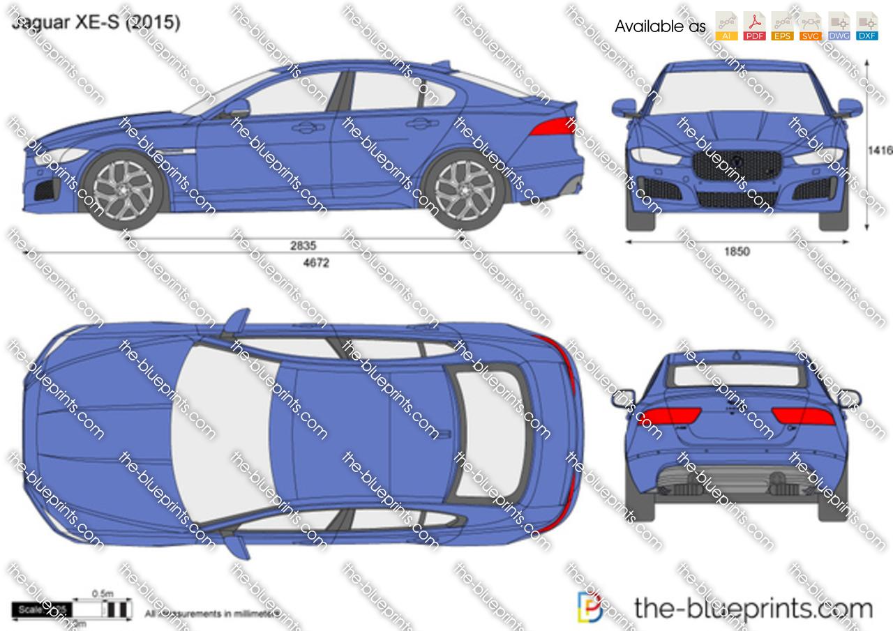 Jaguar XE-S 2017