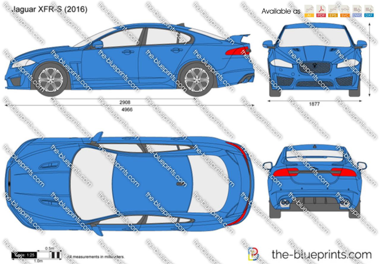 Jaguar XFR-S 2015