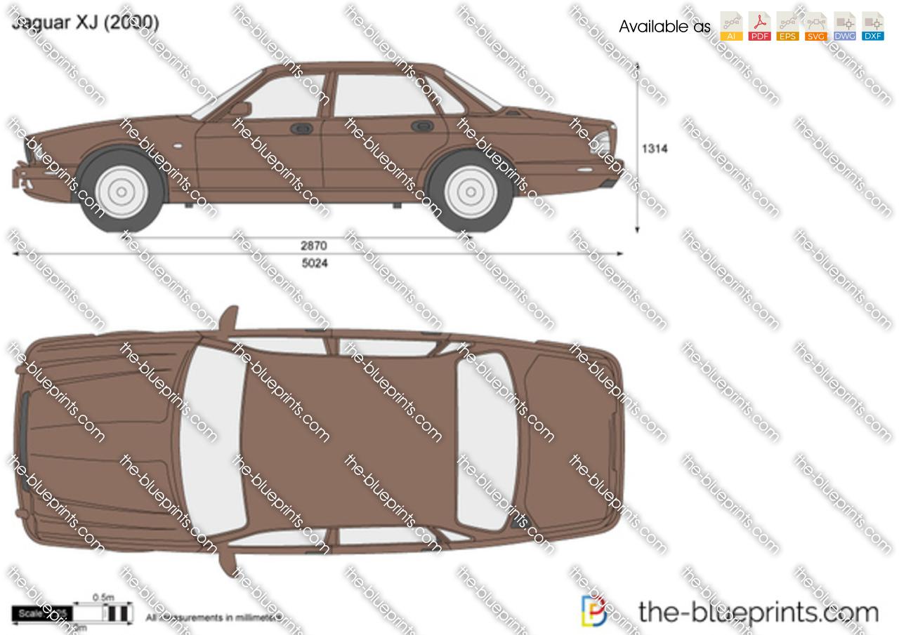 Jaguar XJ 1999