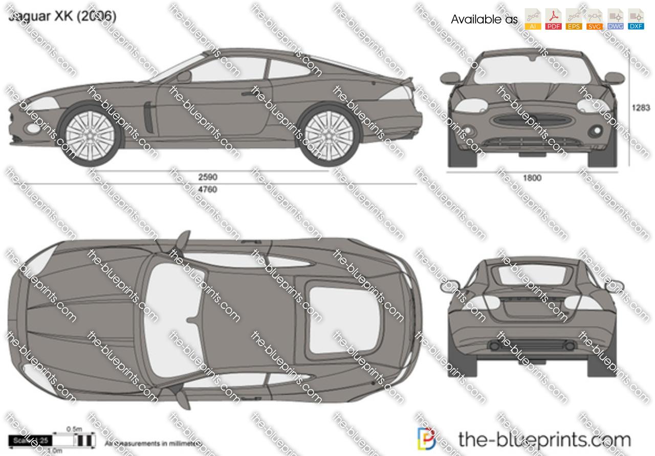 Jaguar XK 2007