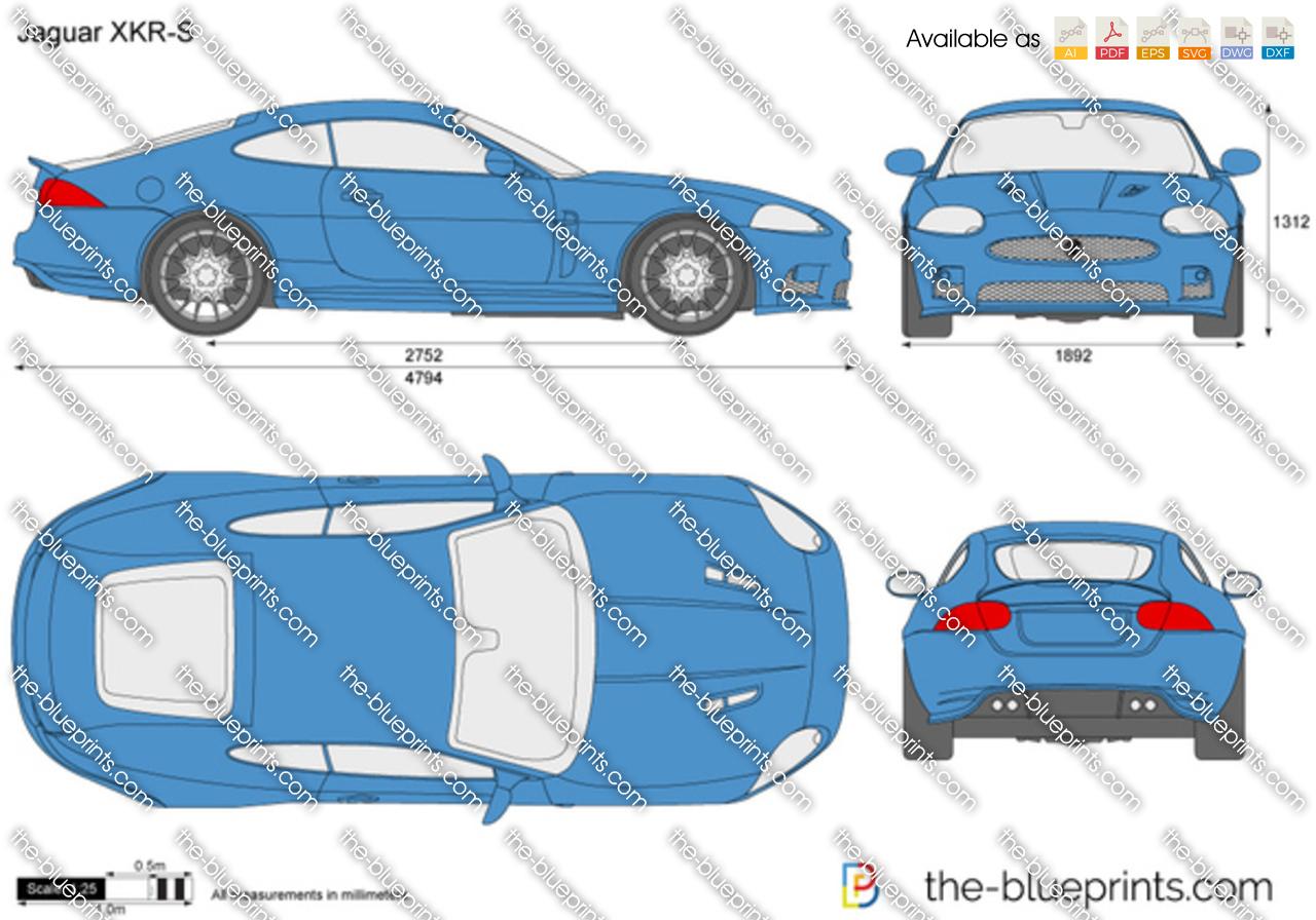 Jaguar XKR-S 2013