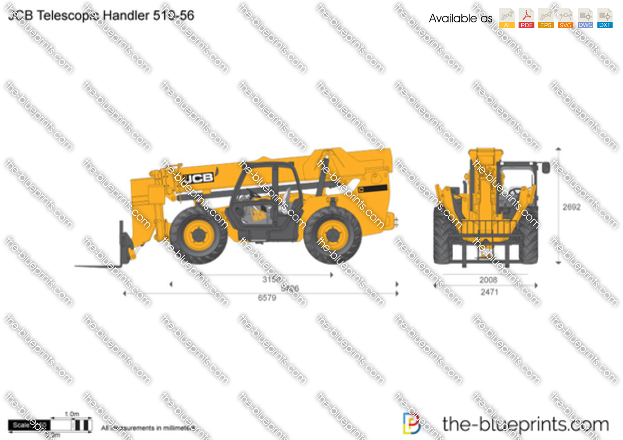 JCB 510-56 Telescopic Handler