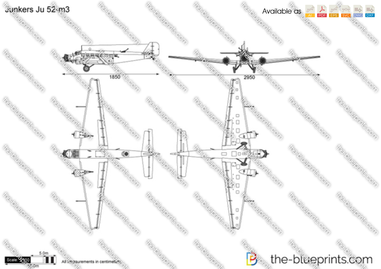 Junkers Ju 52-m3