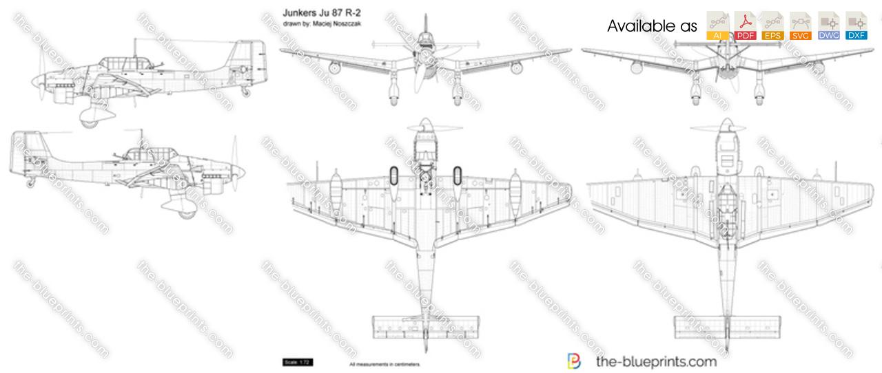 Junkers Ju 87 R-2