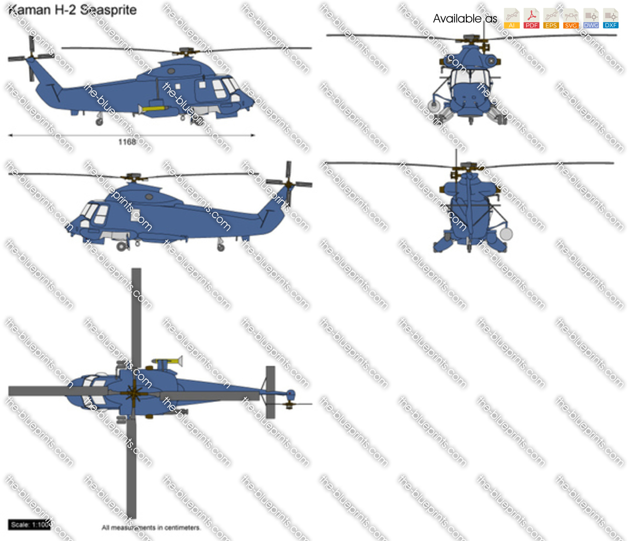 Kaman H-2 Seasprite