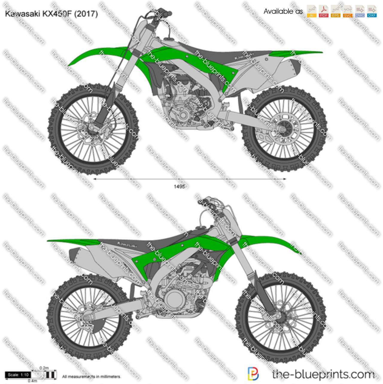 Kawasaki KX450F 2019