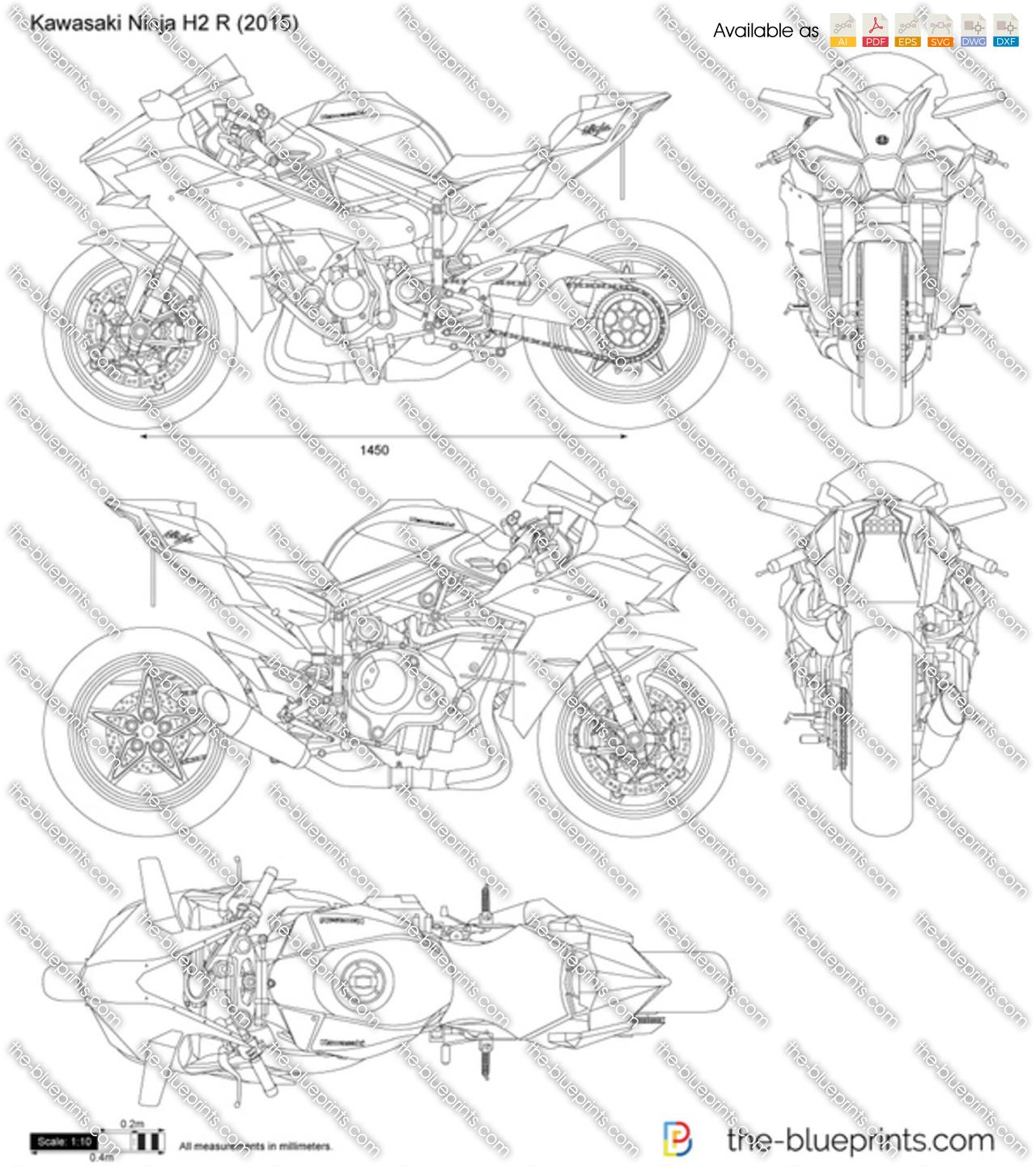 Kawasaki Ninja H2 R 2017