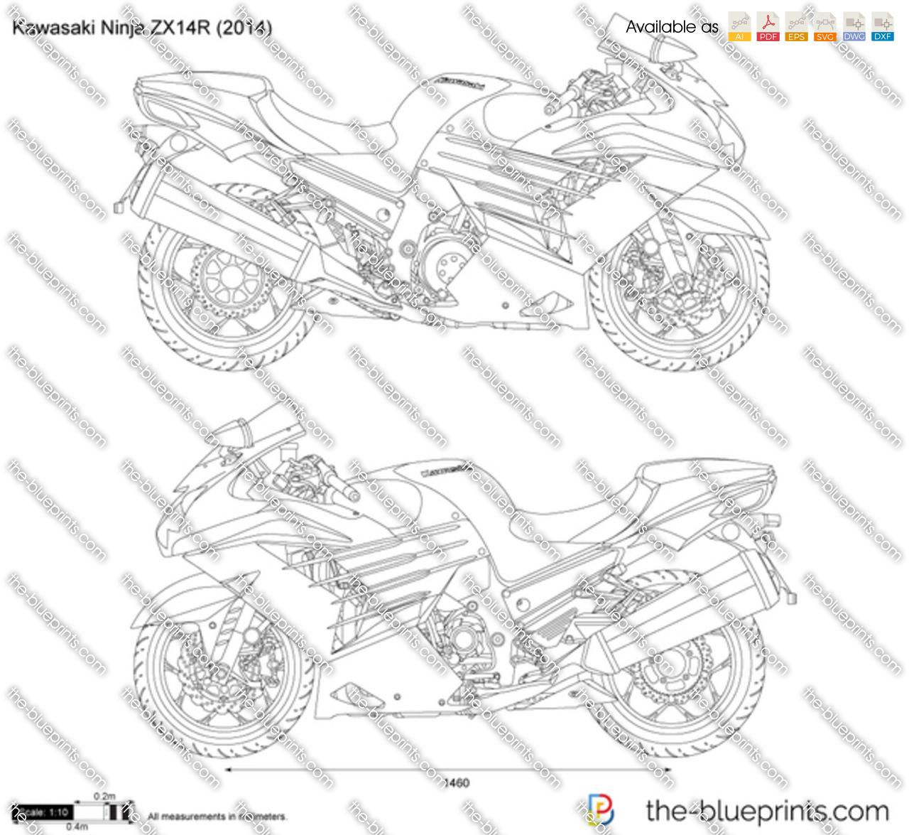 Kawasaki Ninja ZX14R 2019