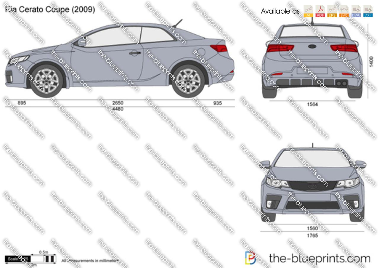Kia Cerato Coupe 2008