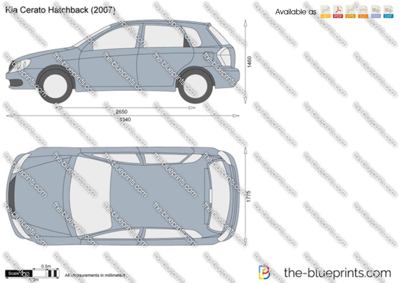 Kia Cerato Hatchback 2004