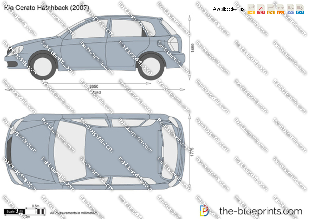 Kia Cerato Hatchback 2008