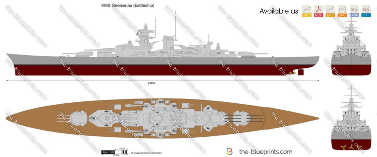 KMS Gneisenau (battleship)