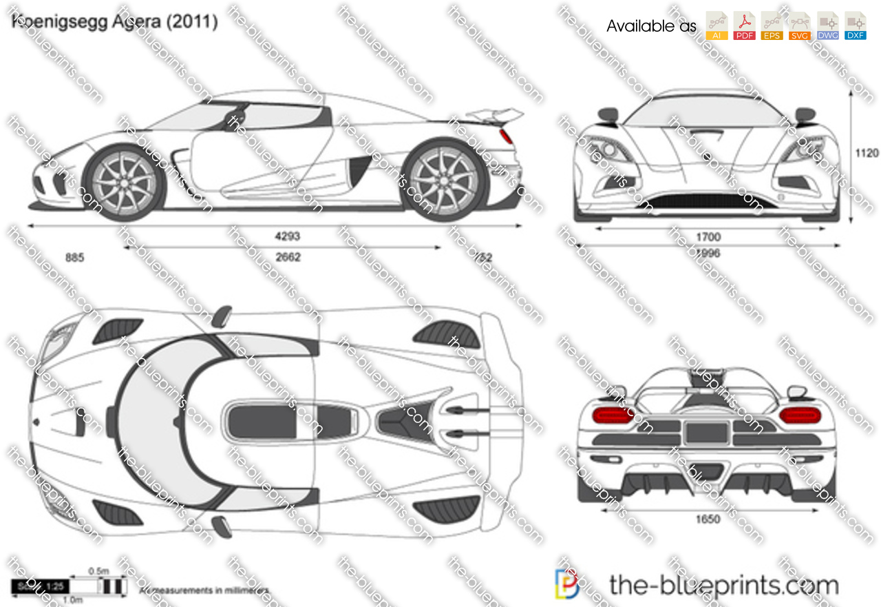 Koenigsegg Agera 2012