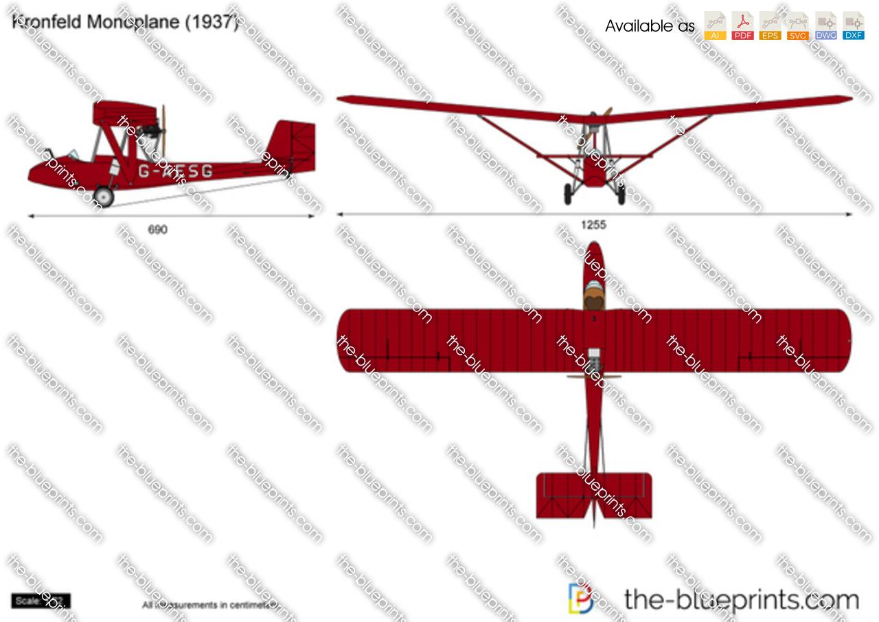 Kronfeld Monoplane