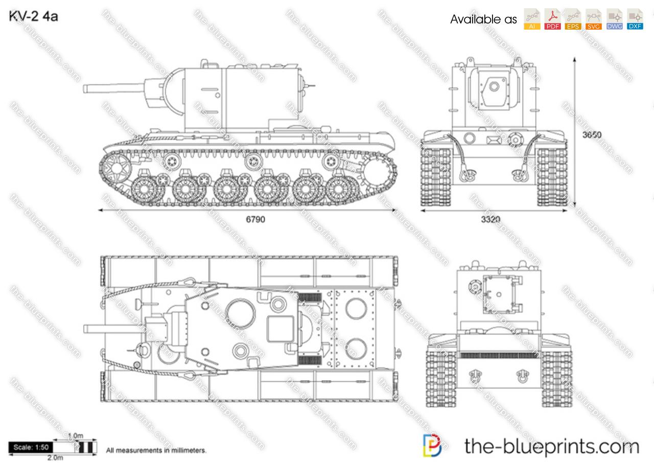 KV-2 4a