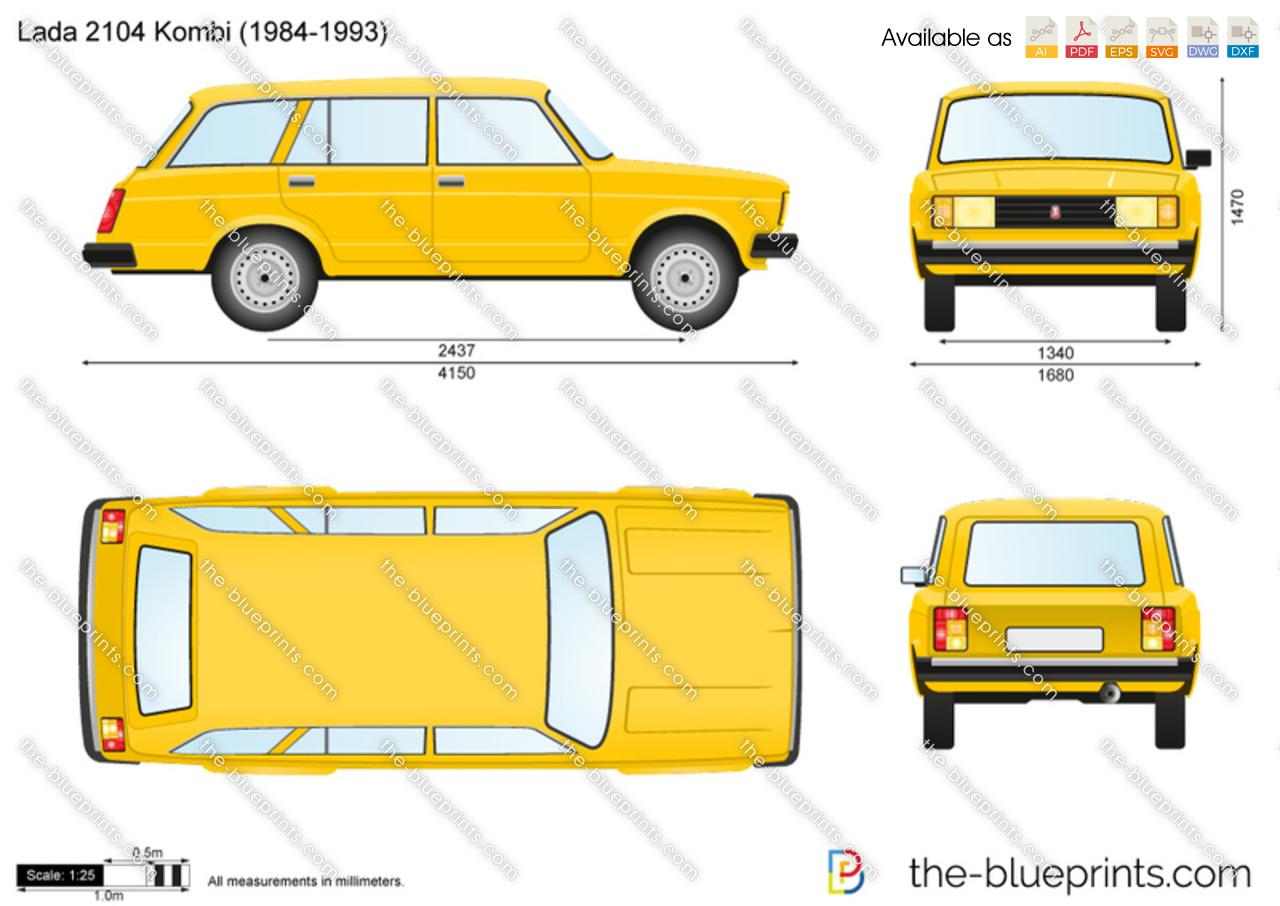 Lada 2104 Kombi