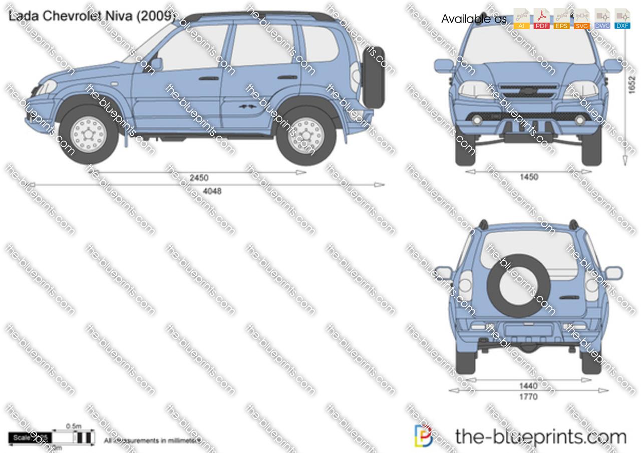Lada Chevrolet Niva 2000