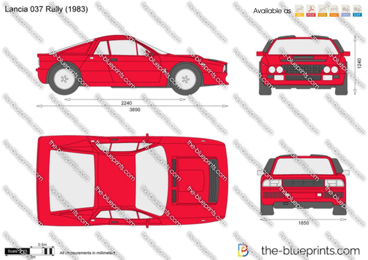 Lancia 037 Rally 1982