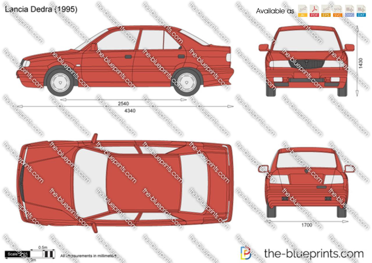 Lancia Dedra 1992