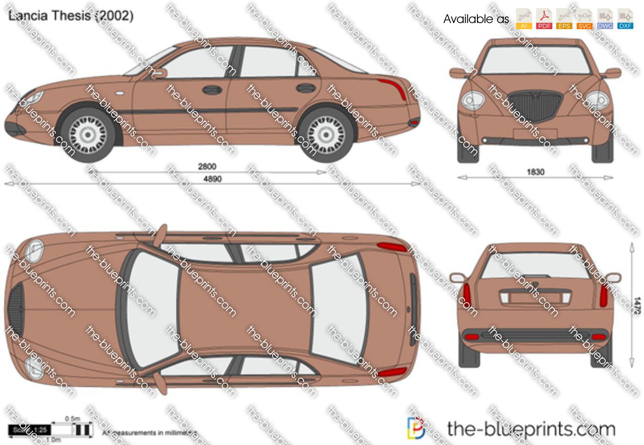 Serviceintervall Lancia Thesis