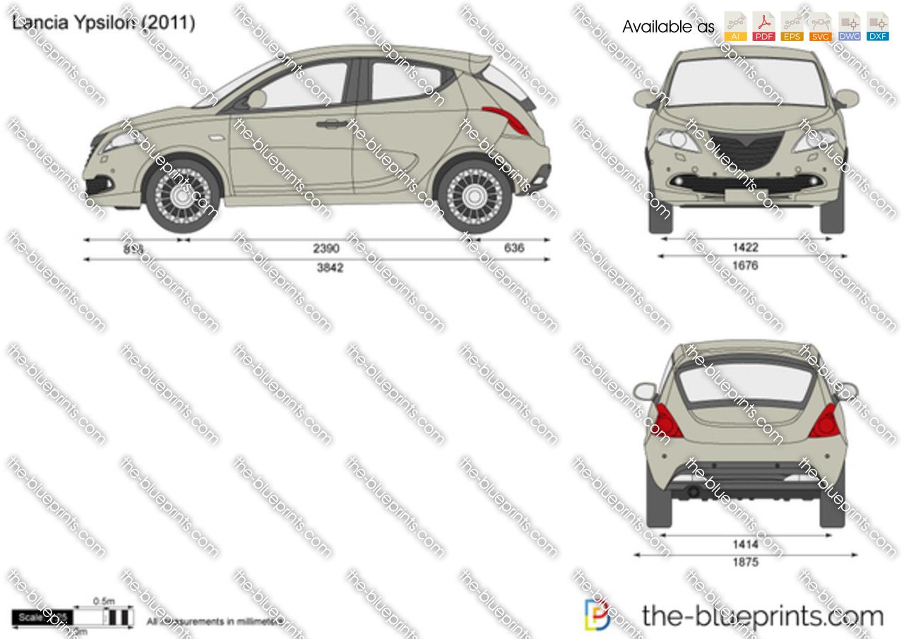 Lancia Ypsilon 2013