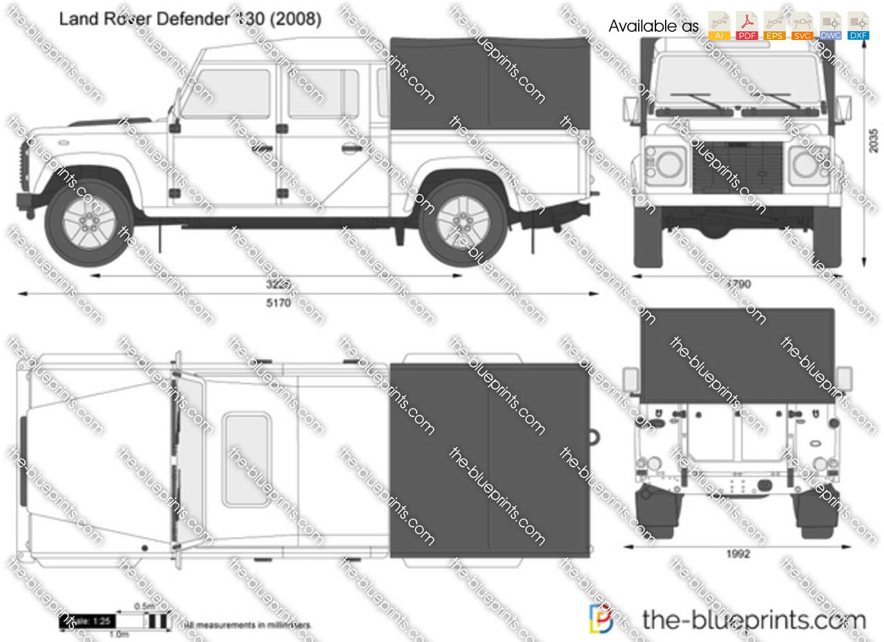 Land Rover Defender 130 2017