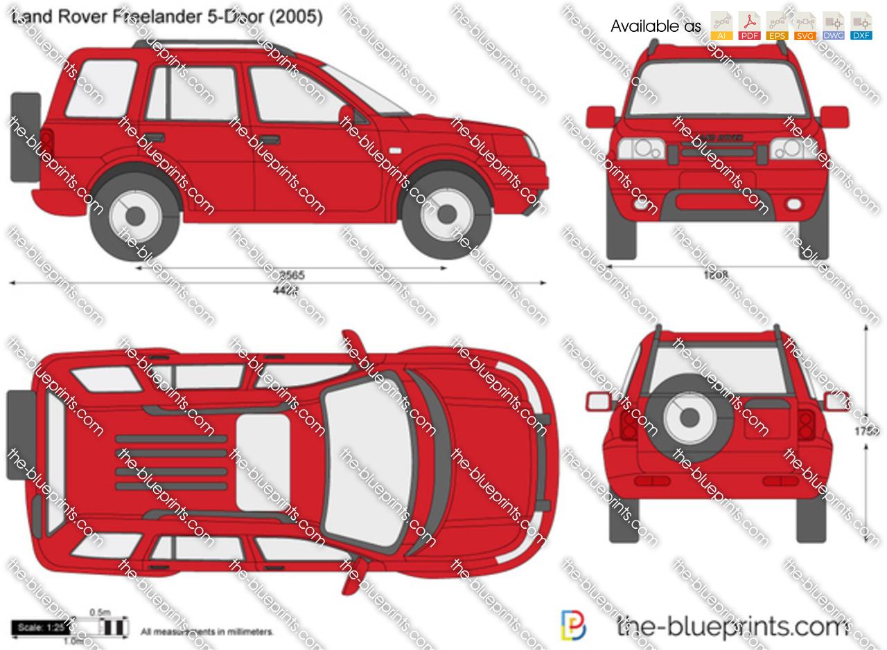Land Rover Freelander 5-Door 1997