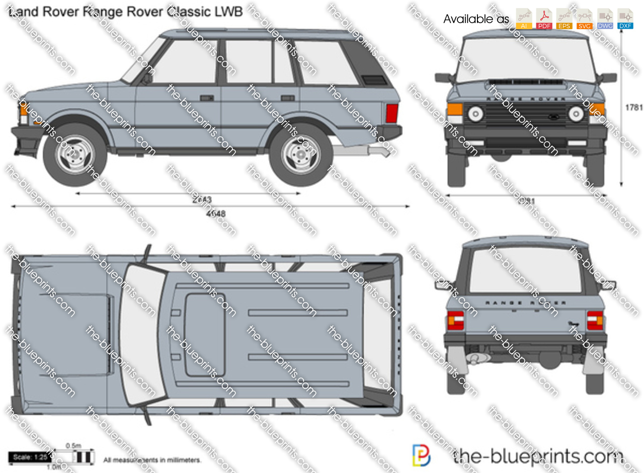 Land Rover Range Rover Classic LWB