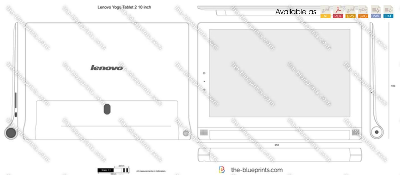 Lenovo Yoga Tablet 2 10 inch