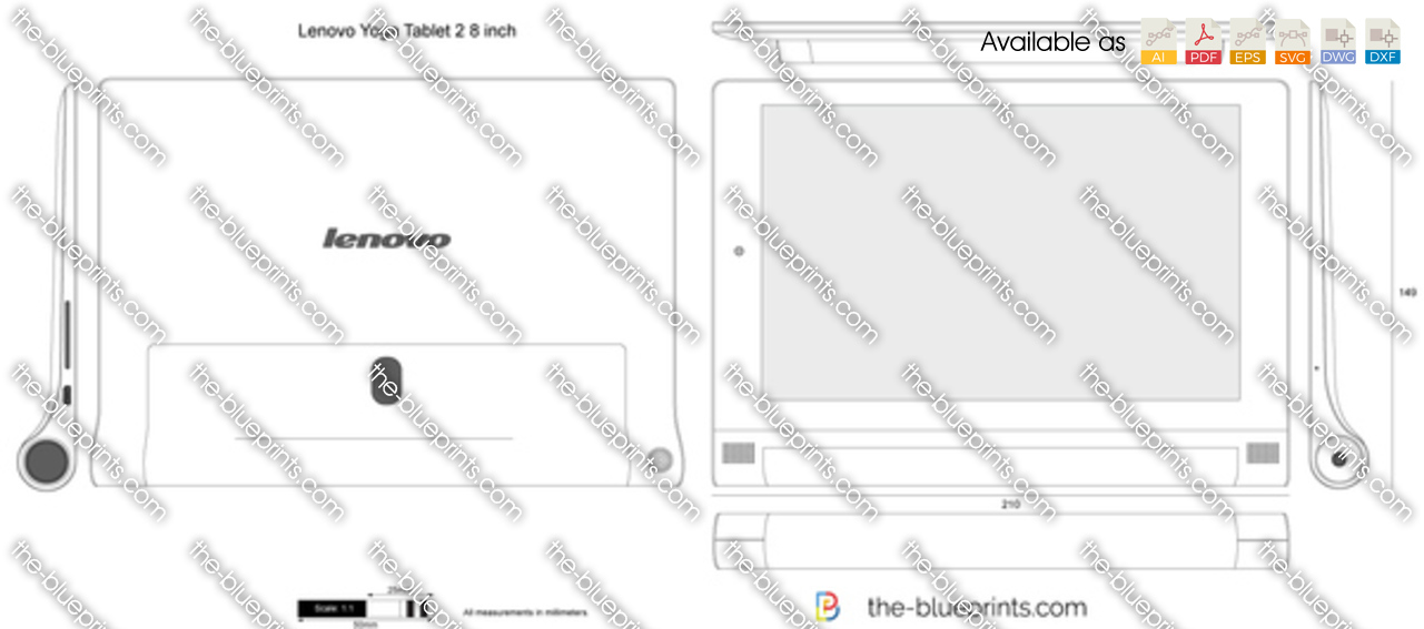 Lenovo Yoga Tablet 2 8 inch