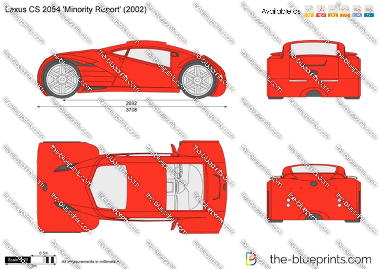 Pics Photos  Lexus Minority Report