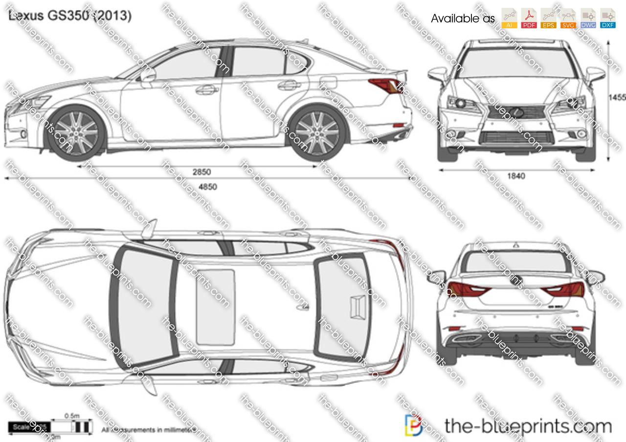 Lexus GS350 2011