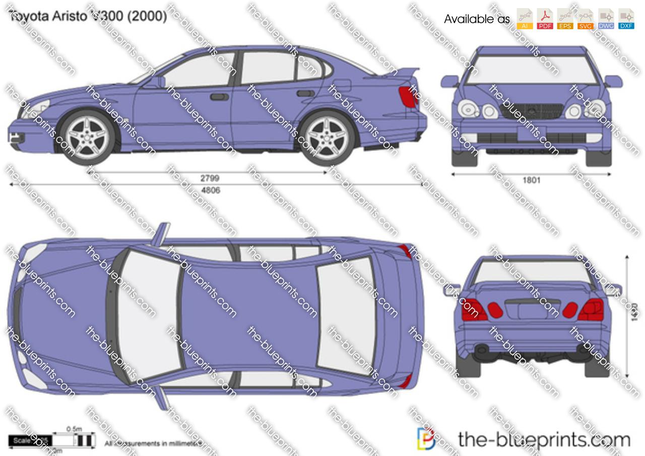 Lexus GS 2001