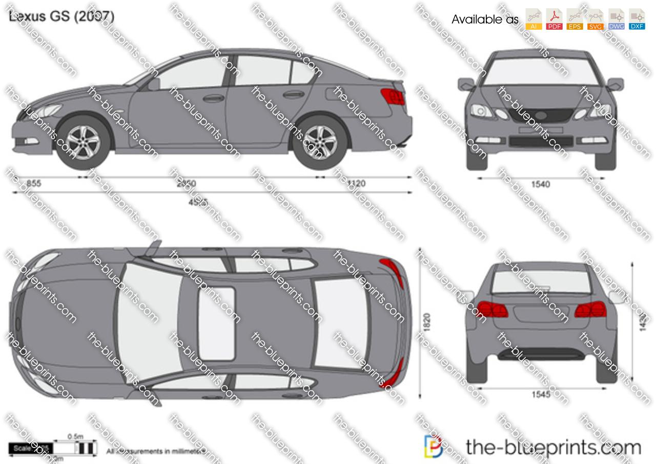 Lexus GS 2009