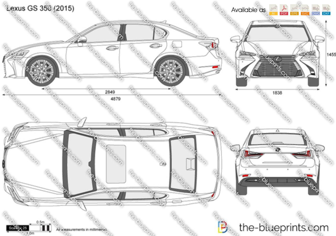Lexus GS 350 2019