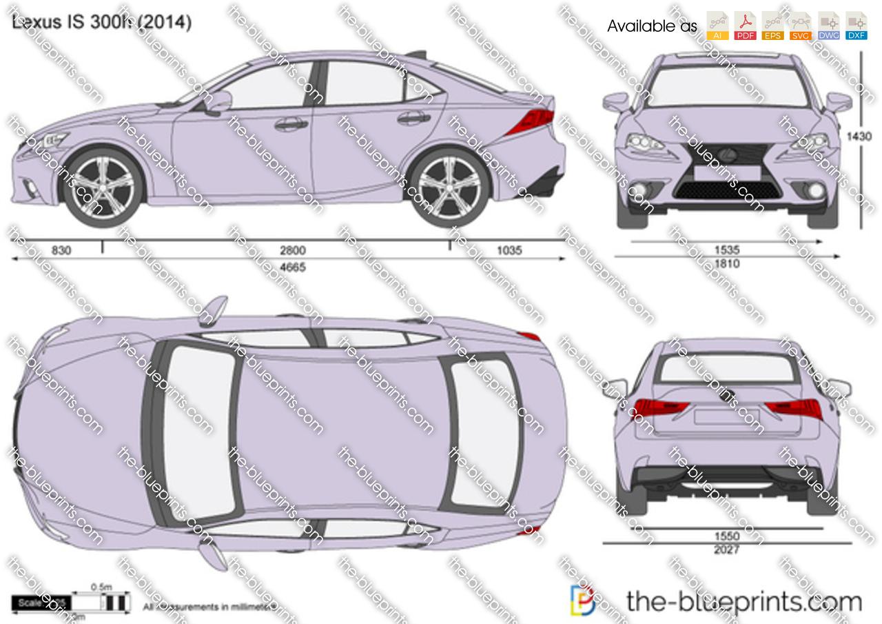 Lexus IS 300h 2016