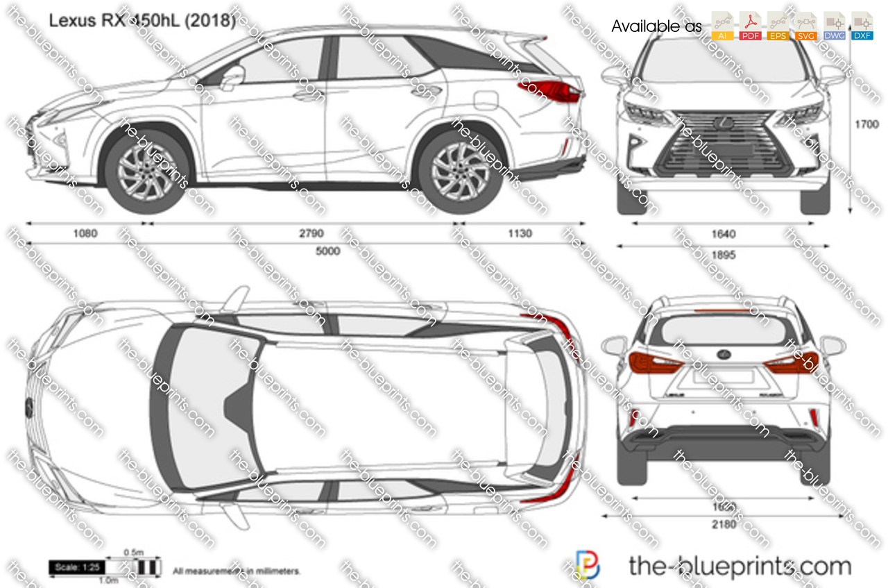 Lexus RX 450hL