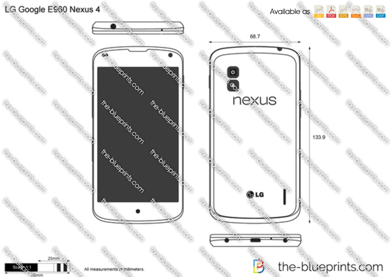 LG Google E960 Nexus 4