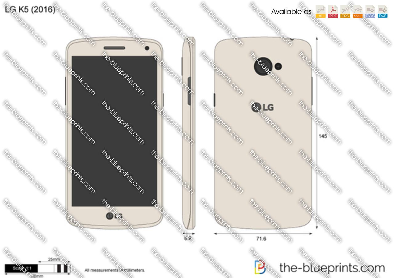 LG K5 2017