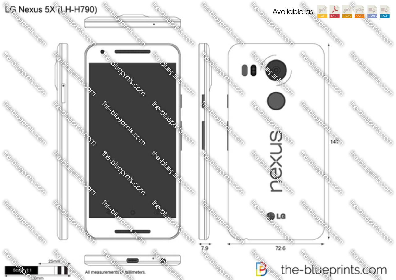 LG Nexus 5X (LH-H790)