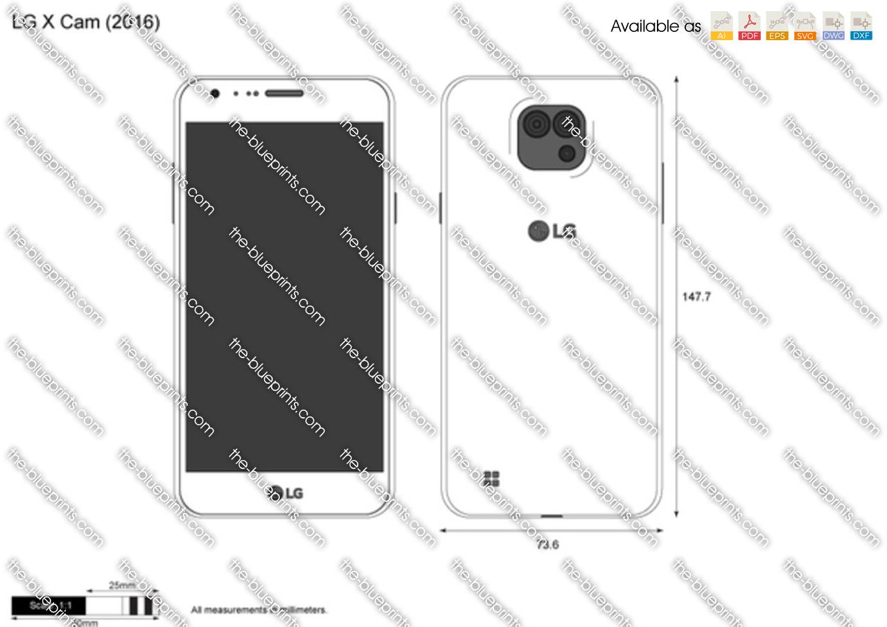 LG X Cam 2017