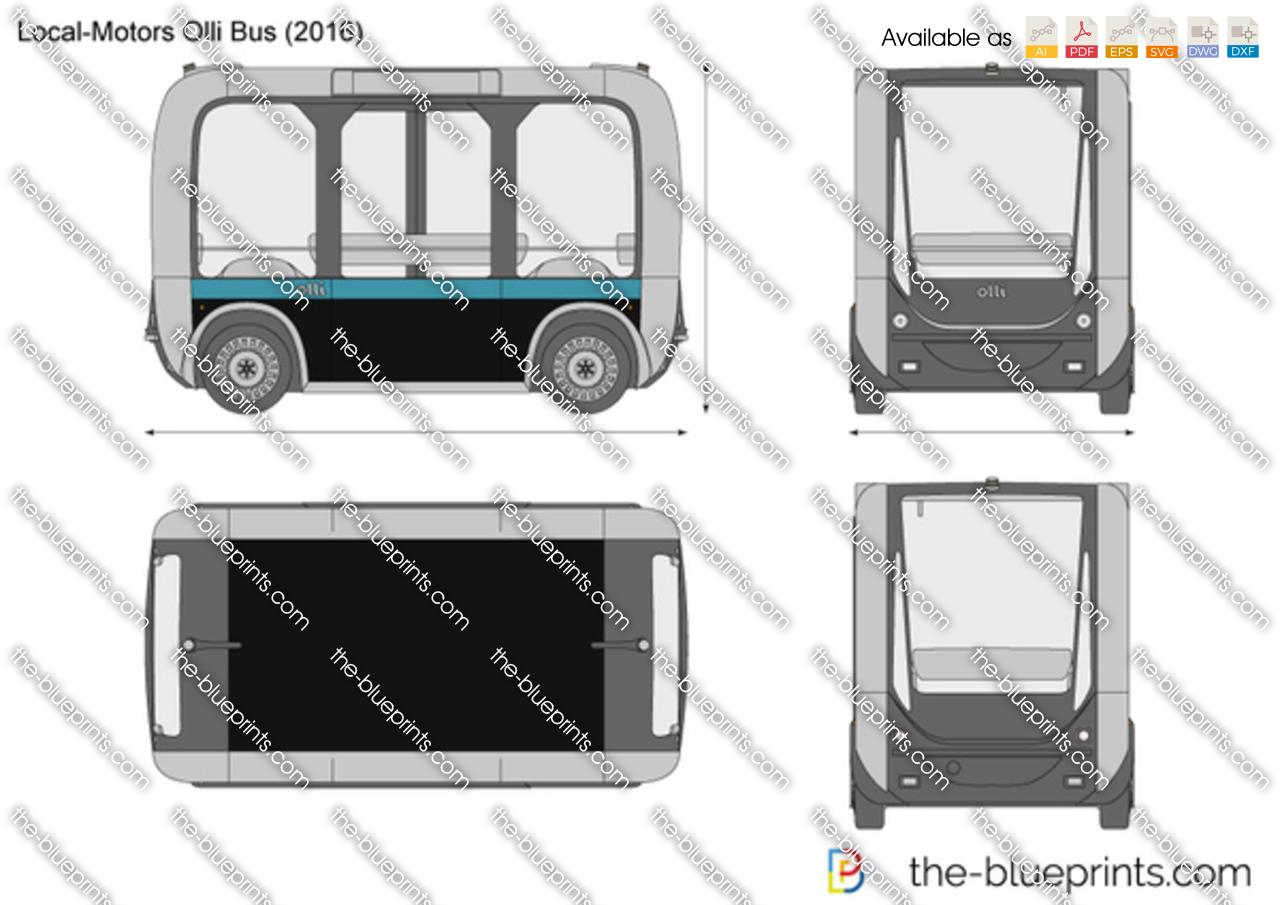 Local-Motors Olli Bus