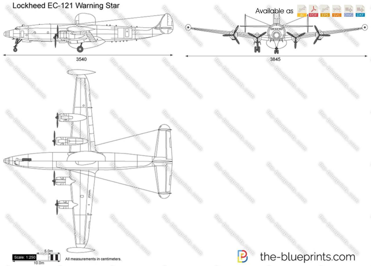 Lockheed EC-121 Warning Star