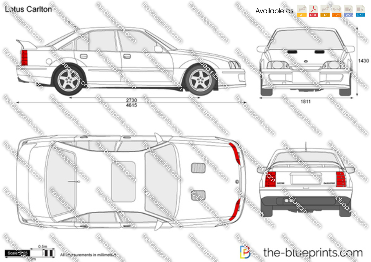 the vector drawing lotus carlton. Black Bedroom Furniture Sets. Home Design Ideas