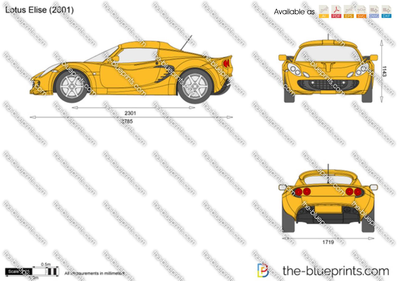 Lotus Elise 2003