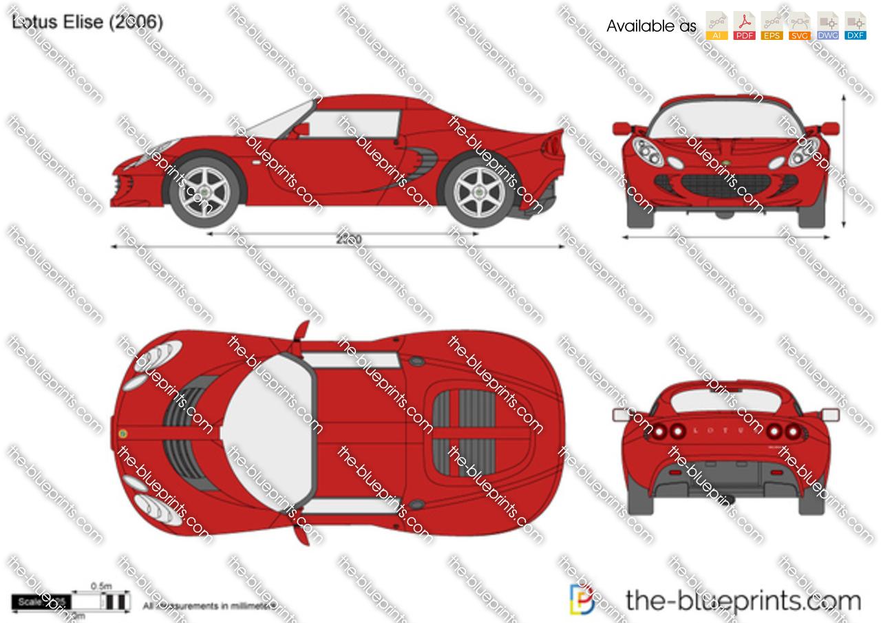 Lotus Elise 2006