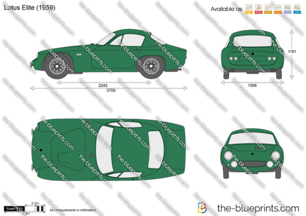 Lotus Elite 1958