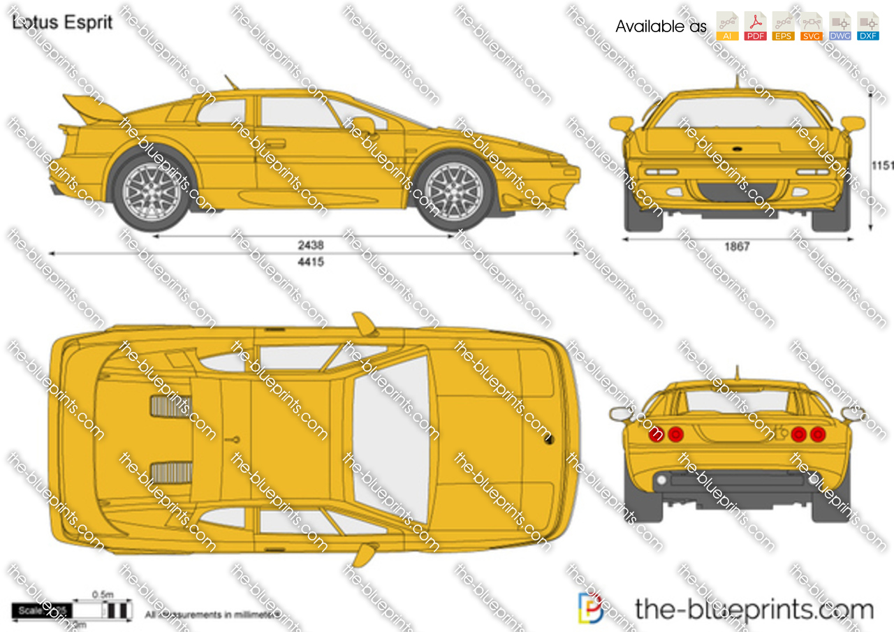 Lotus Esprit 1995