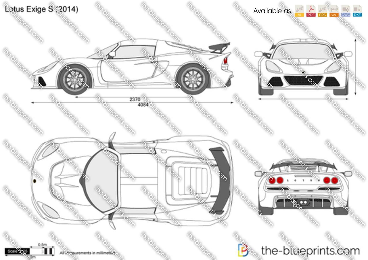 Lotus Exige S 2015